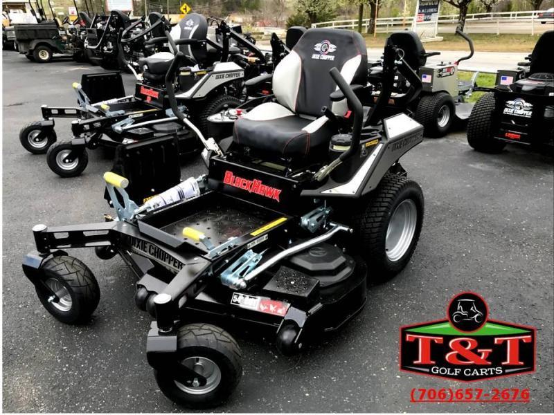 2018 DIXIE CHOPPER BLACKHAWK 2454kw Lawn Mower