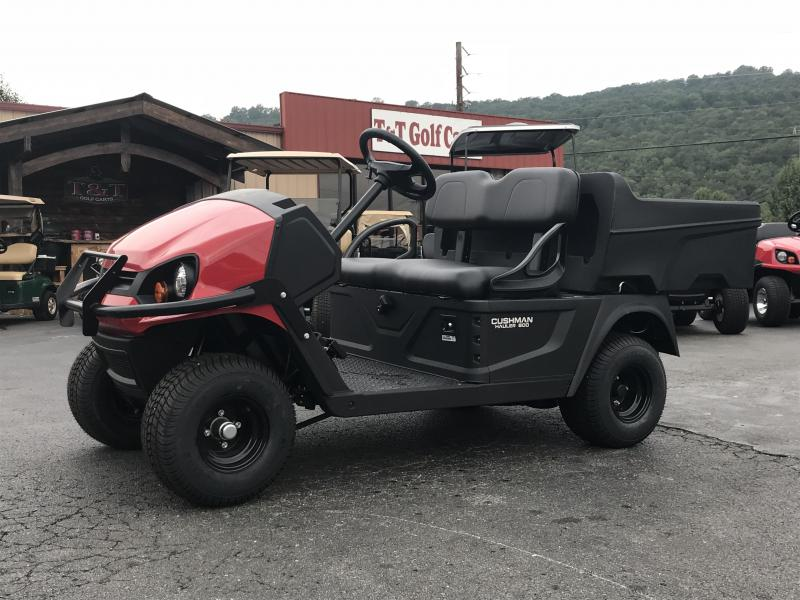 2018 Cushman Hauler 800 Gas Utility Side-by-Side (UTV)