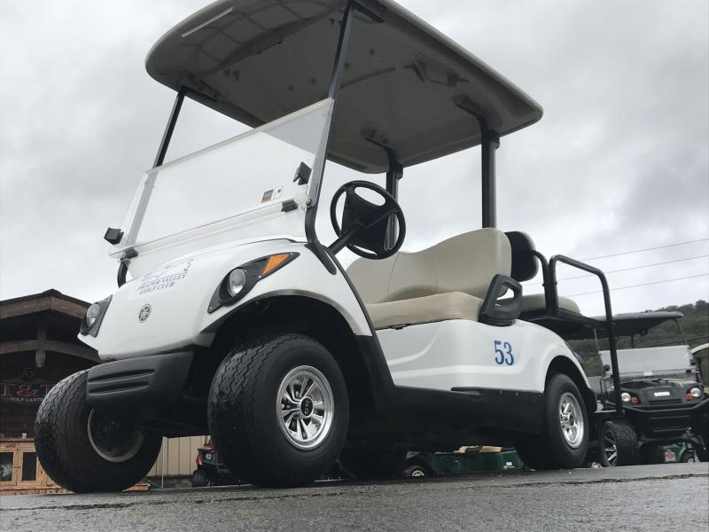 2007 Yamaha Drive Gas Golf Cart