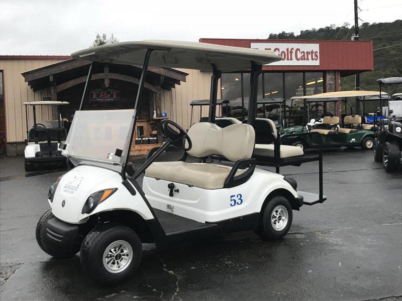 2007 Yamaha Drive Gas Golf Cart