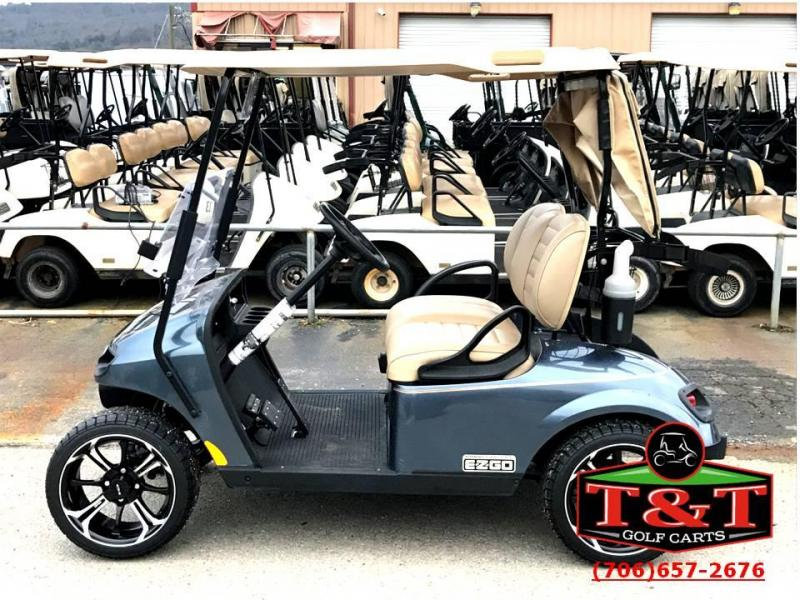 2017 E-Z-GO FREEDOM TXT ELECTRIC Golf Cart