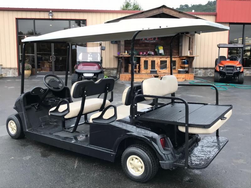 2014 E-Z-GO RXV ELECTRIC Golf Cart