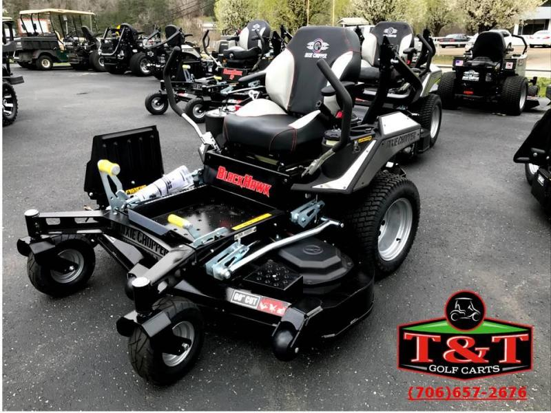 2018 DIXIE CHOPPER BLACKHAWK 2460kw Lawn Mower