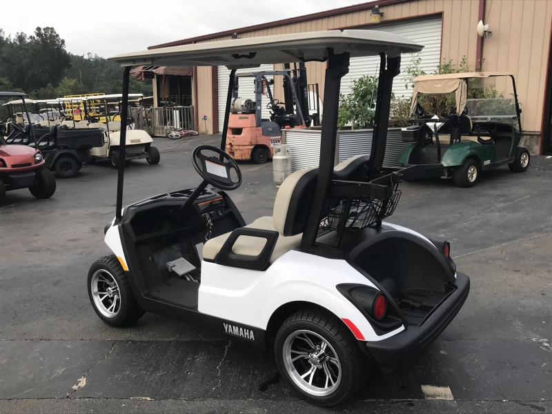 2018 Yamaha YAMAHA Drive Electric Golf Cart