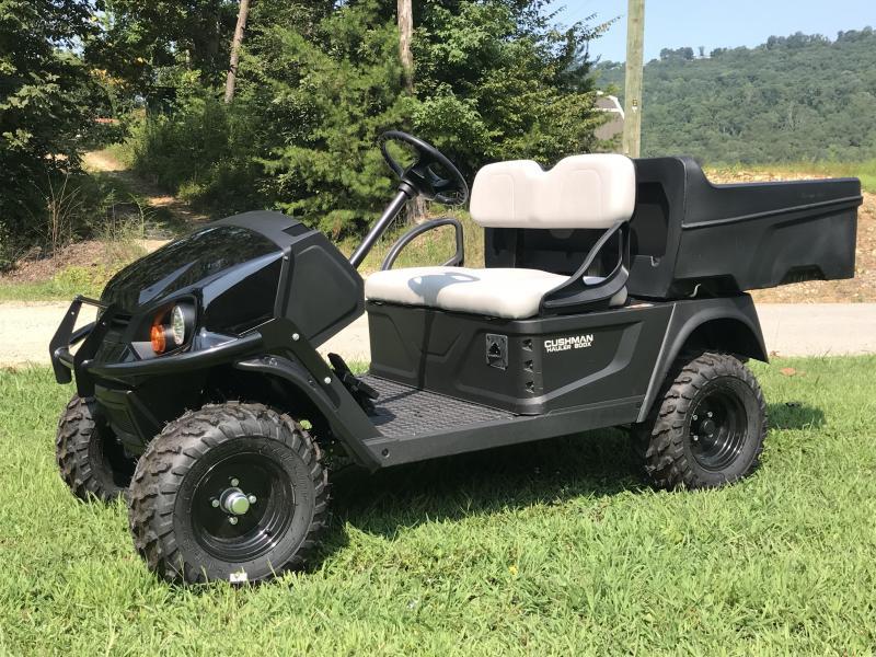 2018 Cushman Hauler 800x Gas Utility Carts