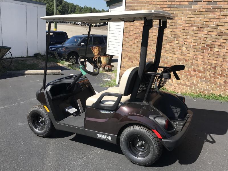 2018 Yamaha Drive2 Quiettech Gas Golf Cart