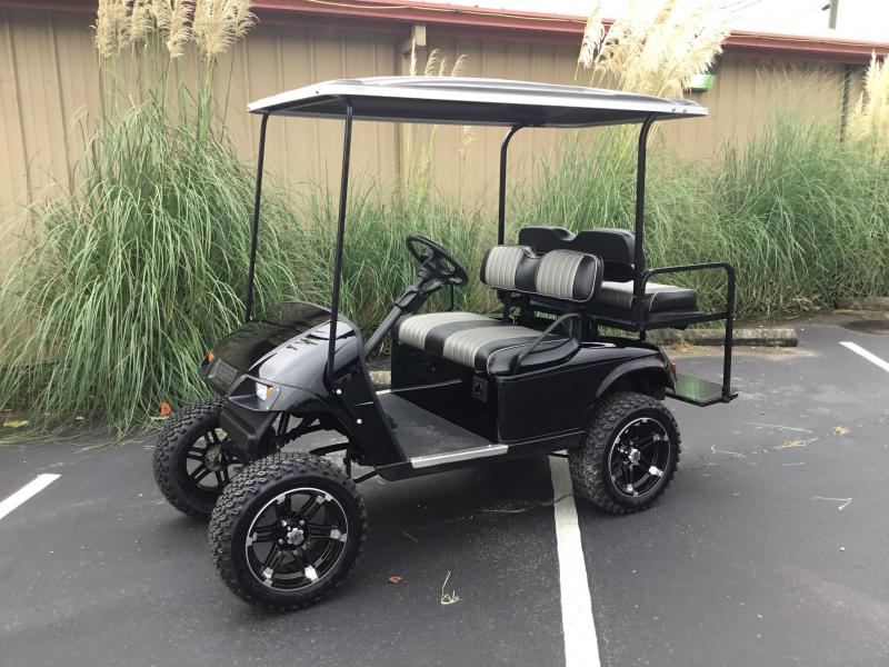 2012 E-Z-Go TXT Golf Cart