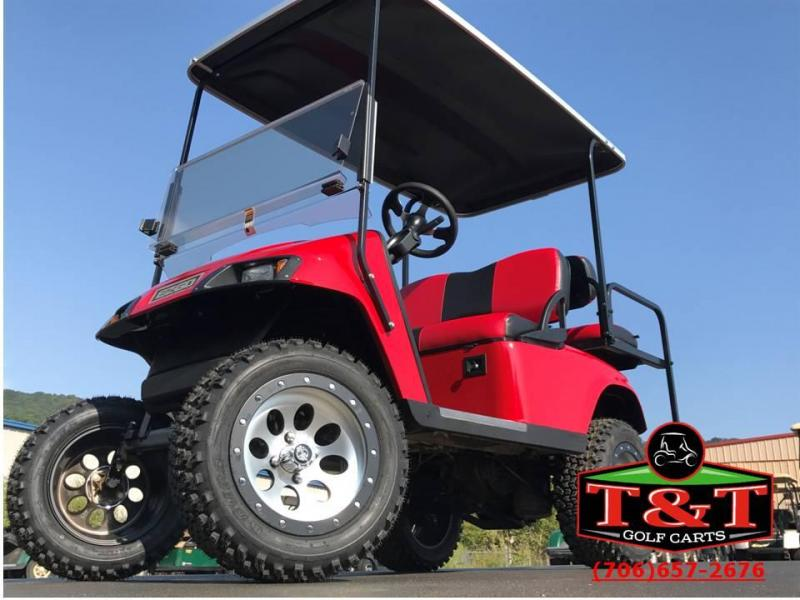 2013 E-Z-Go TXT Gas Golf Cart