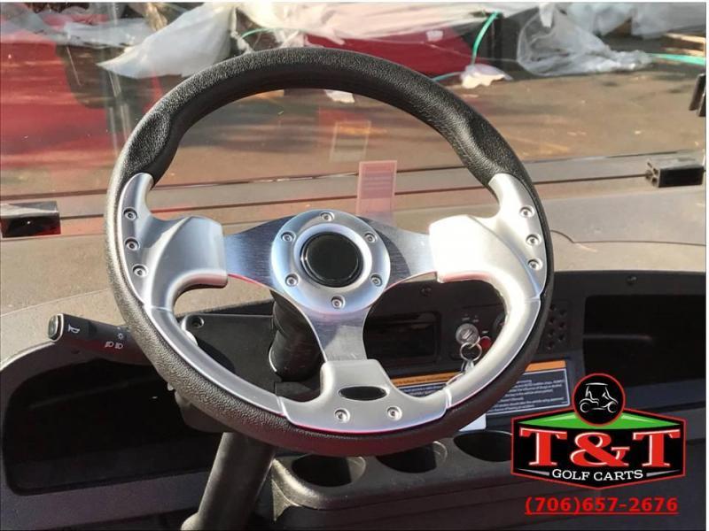 2013 E-Z-Go TXT Gas Golf Cart