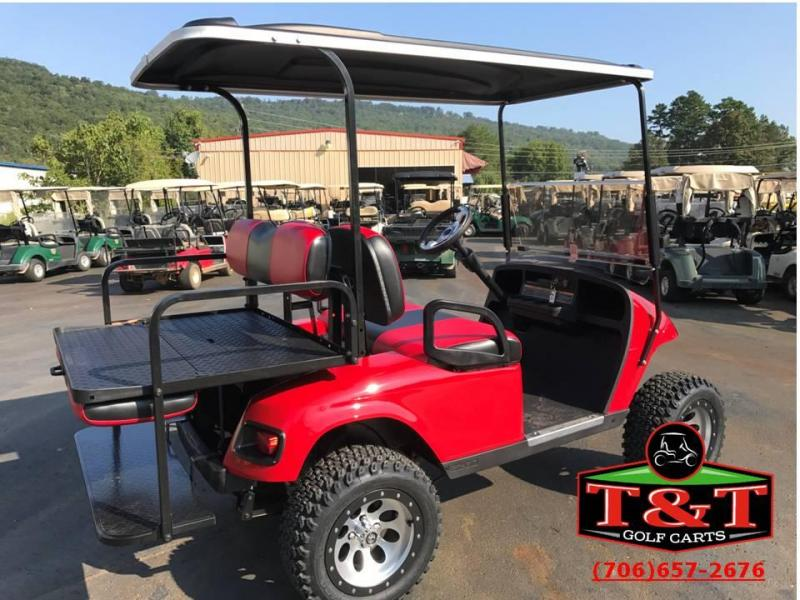 2013 E-Z-Go TXT Gas Golf Cart | T and T Golf Carts | Yamaha and E-Z on