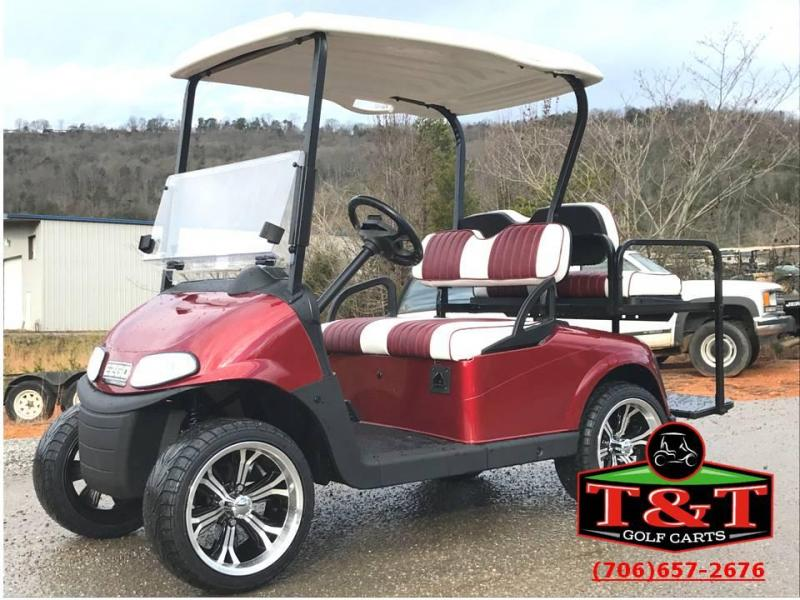 2010 E-Z-GO RXV ELECTRIC Golf Cart