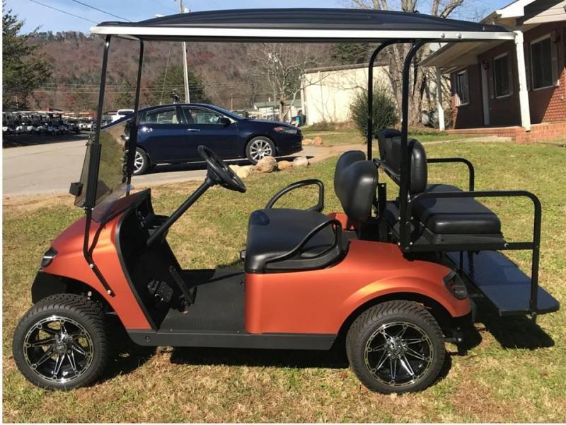 2017 E-Z-GO FREEDOM TXT GAS Golf Cart