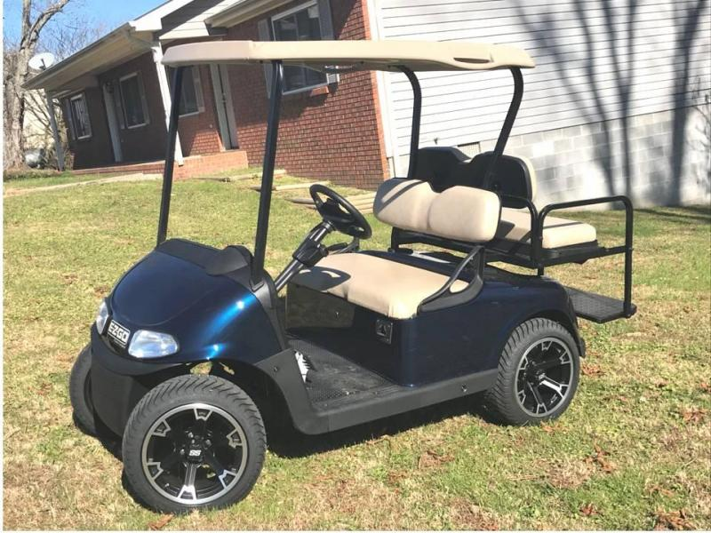 2010 E-Z-GO RXV ELECTRIC Golf Cart
