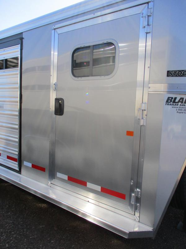 2018 Logan Coach Stock Combo Trailer 7X20