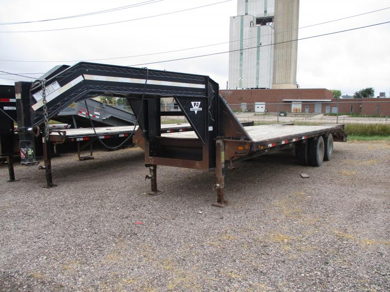 2004 PJ Trailers Flatbed Flatbed Trailer 8'6 X 25
