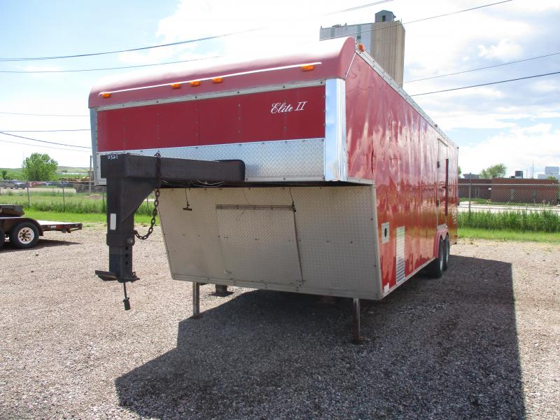 1995 Haulmark Cargo Enclosed Cargo Trailer