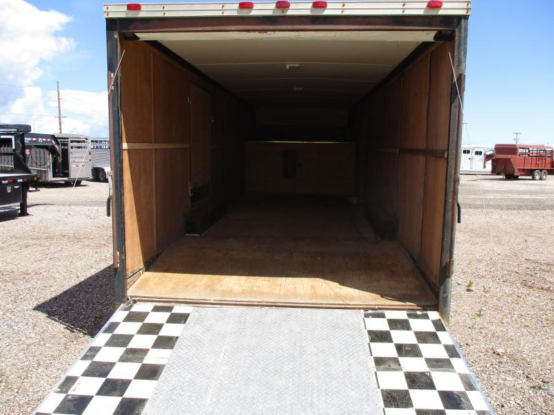 1995 Haulmark Cargo Enclosed Cargo Trailer