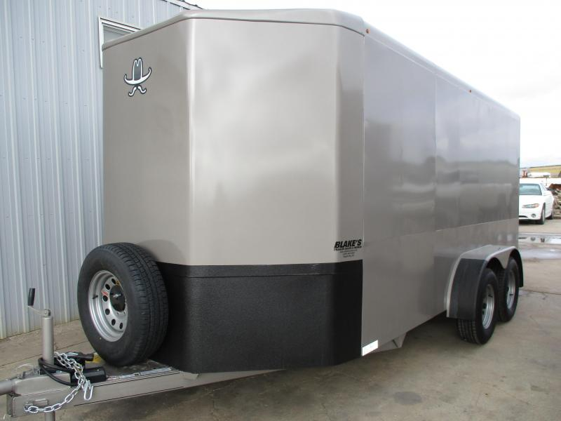2019 Titan Trailers Cargo Enclosed Cargo Trailer
