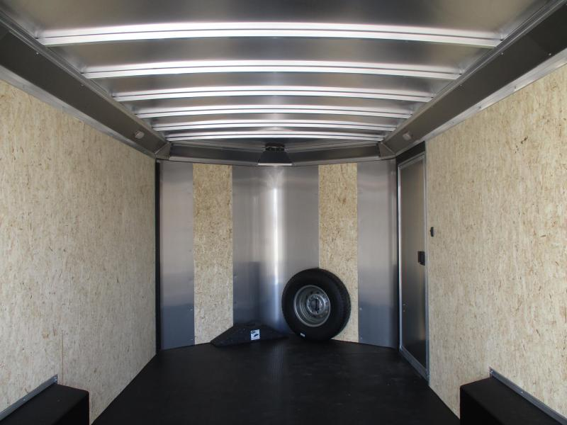 2019 Logan Coach Contractor Enclosed Cargo Trailer