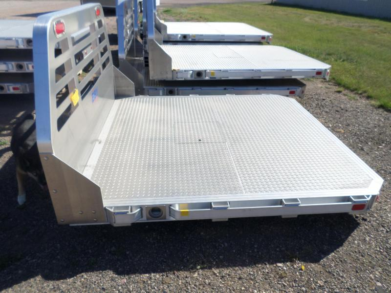 2018 Eby Trailers Flatbed Flatbed Trailer