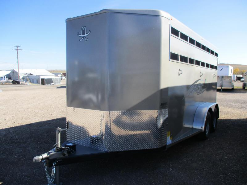 2018 Titan Trailers Royal Horse Trailer 6'8 X 16