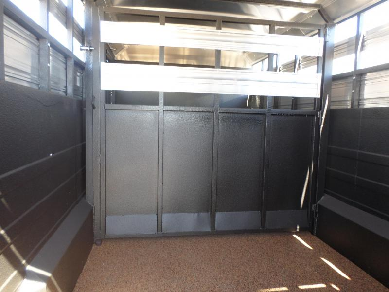 2018 Logan Coach Stock Combo Trailer 7 X 20