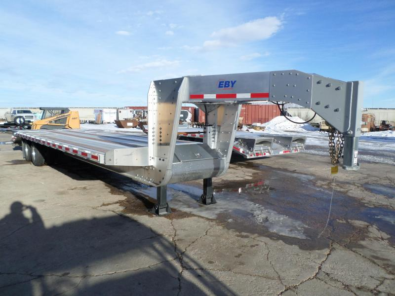 2017 Eby Trailers Flatbed Trailer