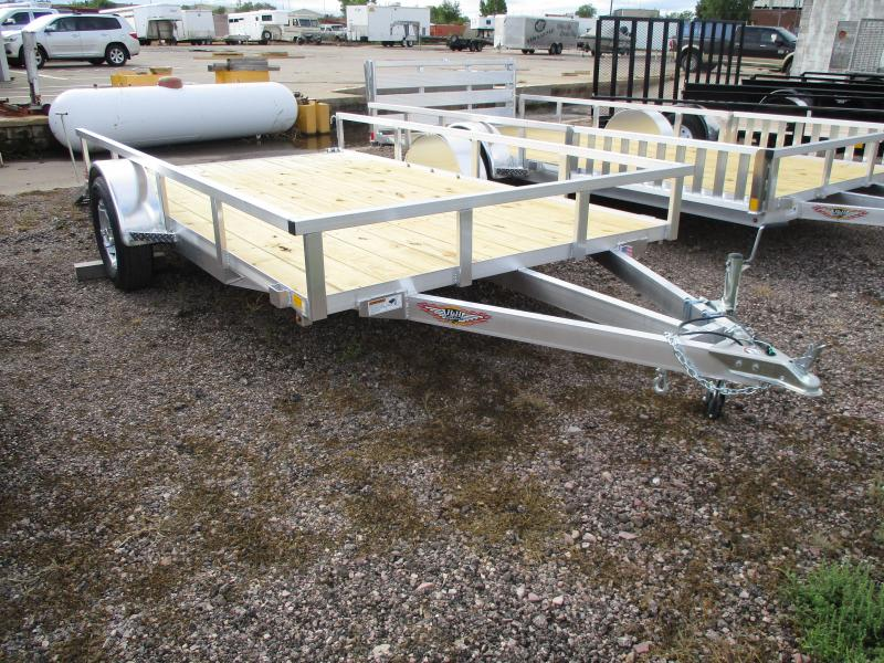 2020 H and H Trailer Utility Utility Trailer