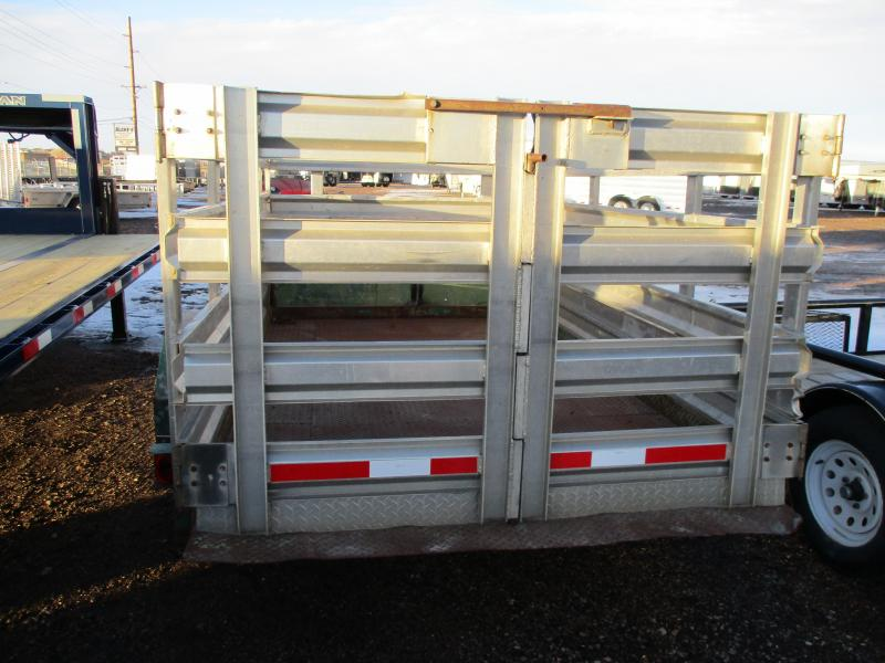 1997 Other Tilt Bed Utility Trailer 5 X 10