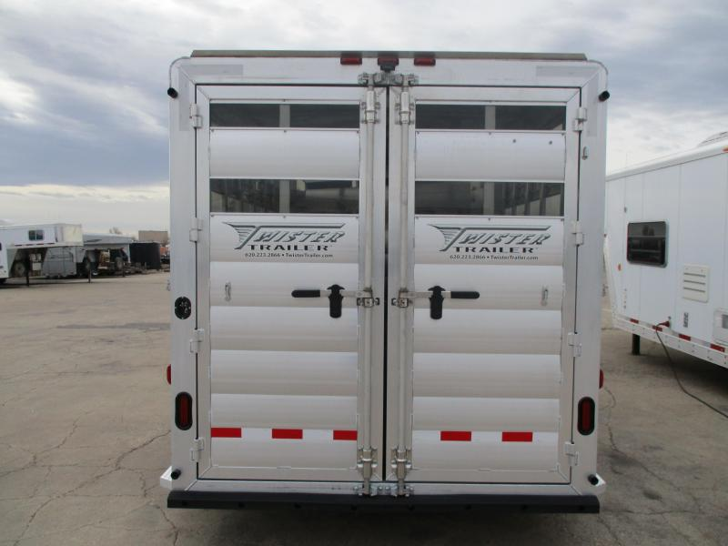 2018 Twister Stock Combo  Trailer 7X 20