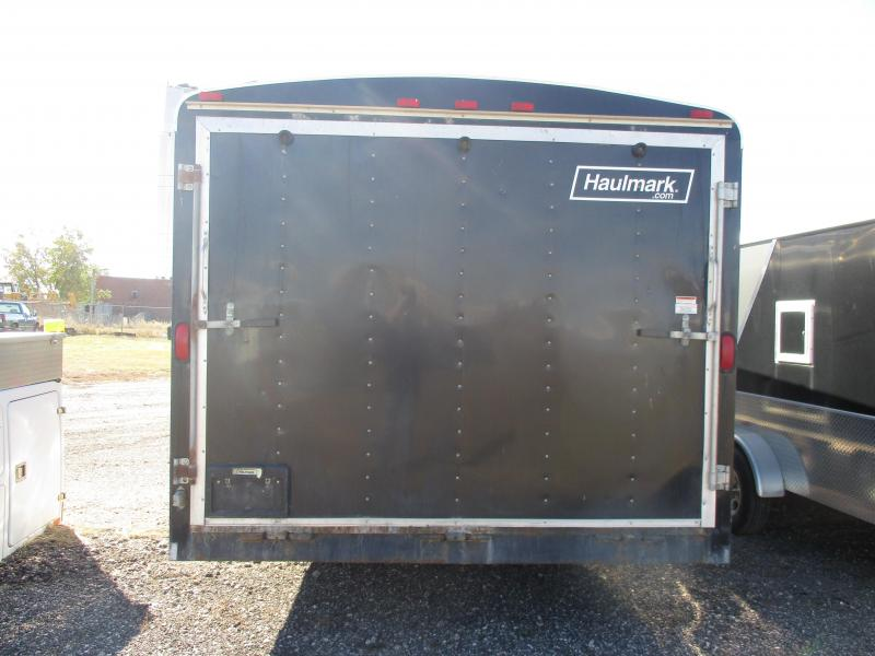 2001 Haulmark Cargo Enclosed Cargo Trailer 8.5 X25