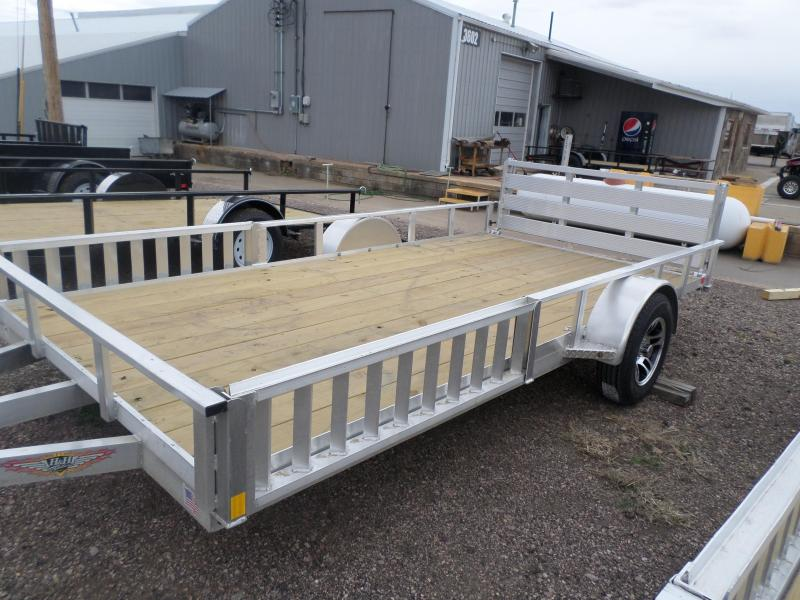 2017 H and H Trailer ATV Utility Trailer