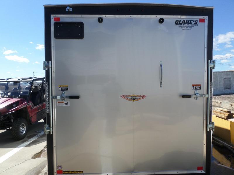 2019 H and H Trailer Cargo Enclosed Cargo Trailer