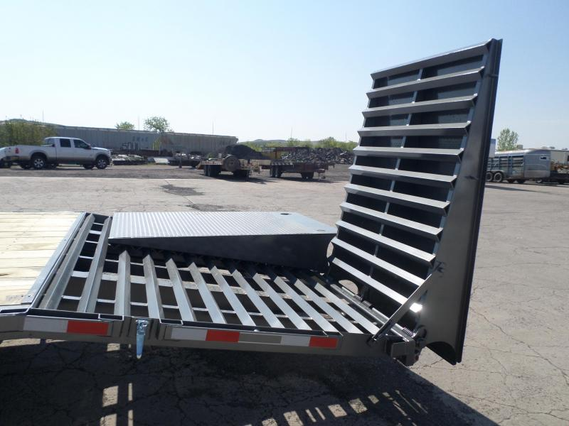 2018 Titan Trailers Rough neck Flatbed Trailer 8'6 X 30