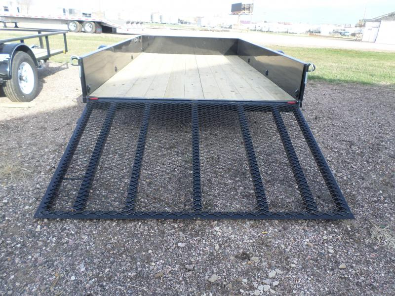 2019 H and H Trailer Utility Trailer
