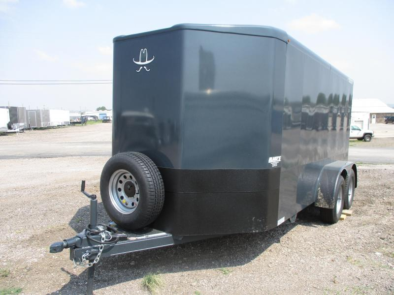2018 Titan Trailers Cargo Enclosed Cargo Trailer 6'8 X 14