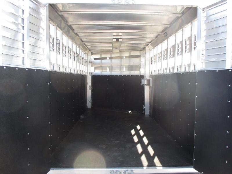 2019 Twister Stock Combo Trailer 7 X 26
