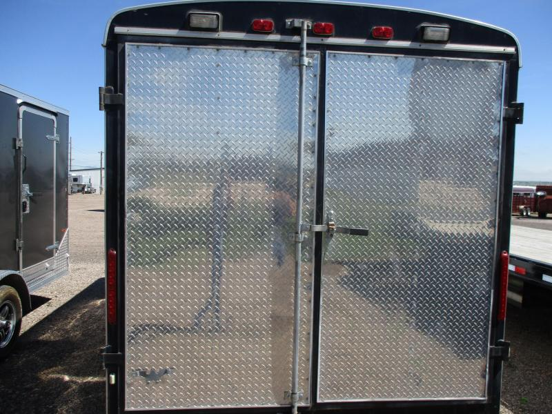 2016 Homemade Cargo 7 X 16 Enclosed Cargo Trailer