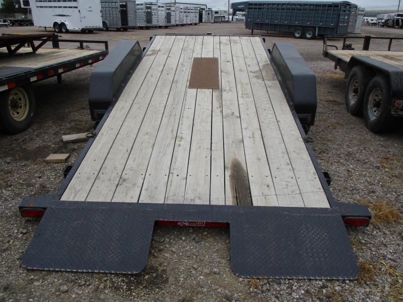 2014 Load Trail Tilt bed Flatbed Trailer 82 X 20