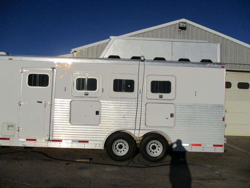 2005 Exiss Trailers 4 Horse  Trailer