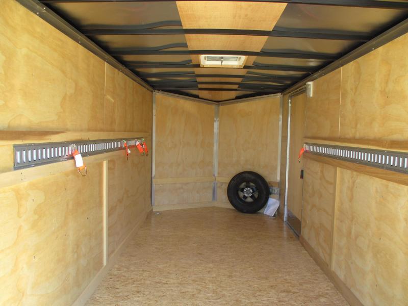 2015 American Hauler Industries Cargo Enclosed Cargo Trailer