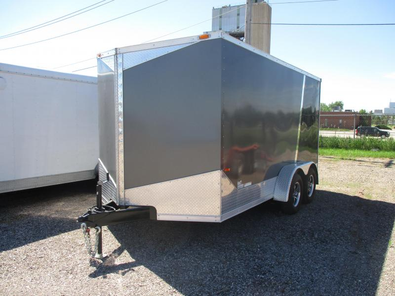 2015 American Hauler Industries Cargo Enclosed Cargo Trailer