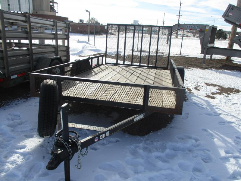 2013 Carry-On Utility Utility Trailer 82 X 12