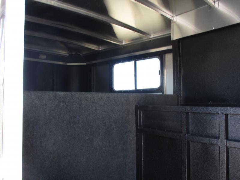 2019 Logan Coach Combo Livestock Trailer