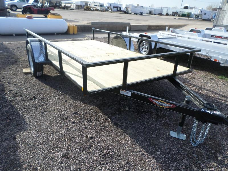 2018 H and H Trailer Utility Trailer