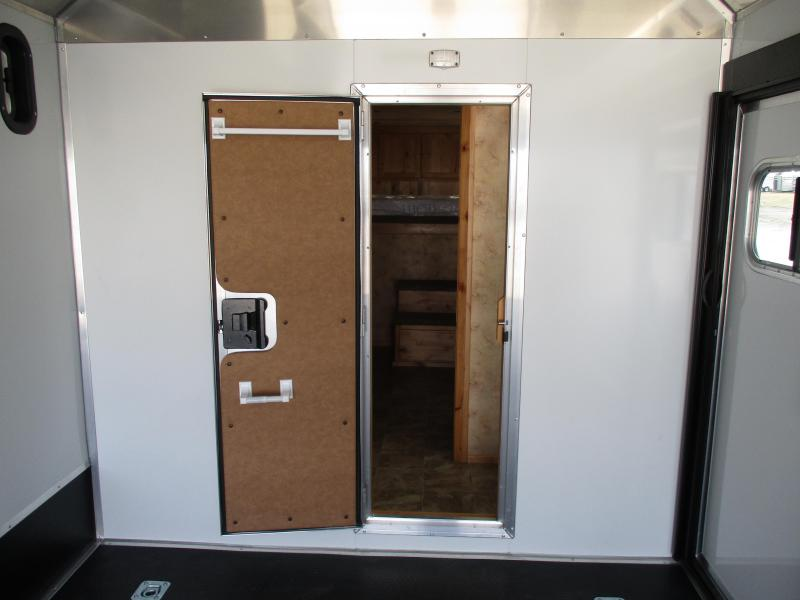2019 Logan Coach Ultimate Enclosed Cargo Trailer 8.5 X 33