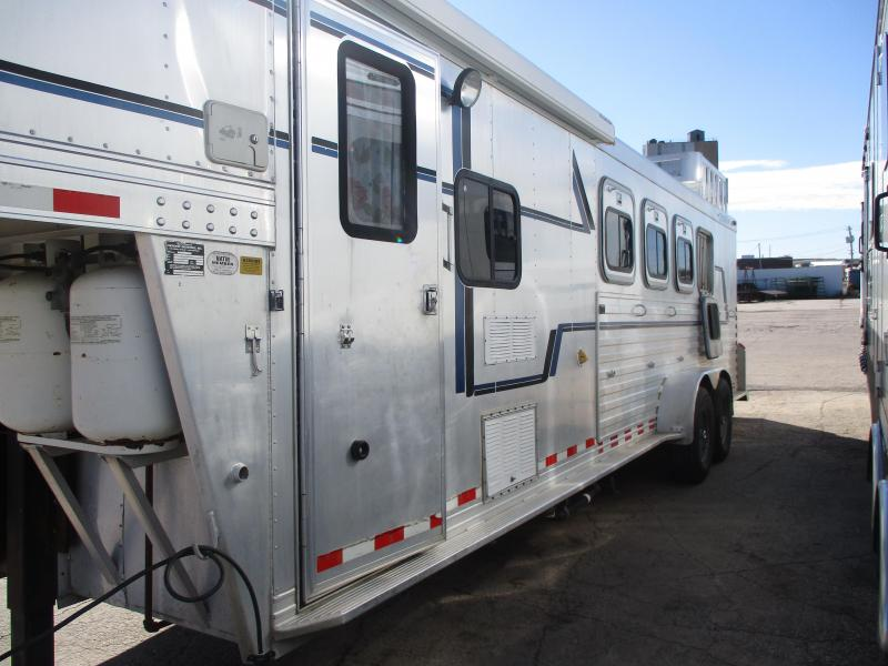1999 Cherokee Trailers 4 horse Horse Trailer