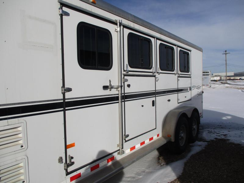 2007 Sundowner Trailers 4 horse Horse Trailer