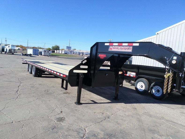 2017 Midsota Flatbed Trailer
