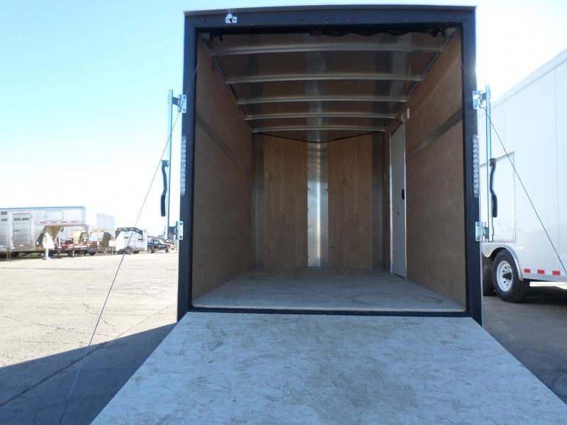2019 H and H Trailer Cargo Enclosed Cargo Trailer 6 X 10